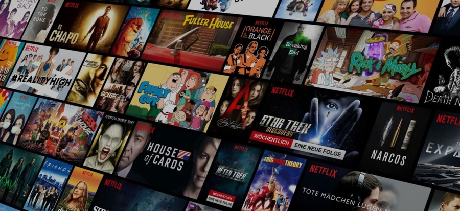 Netflix Filme und Serien