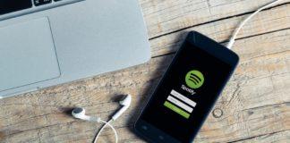 Spotify Musikstreaming