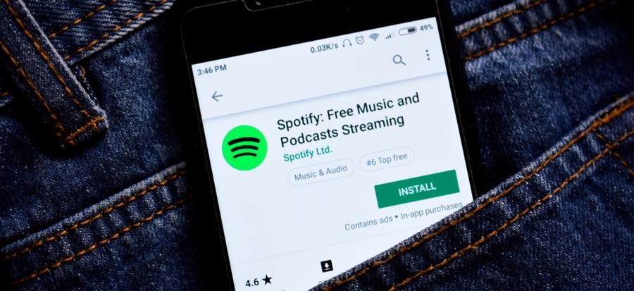 Spotify App gratis